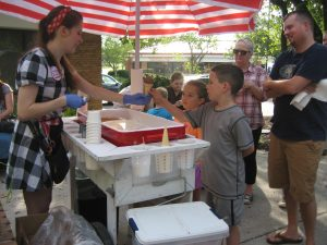 Ice Cream Party July 2016 1
