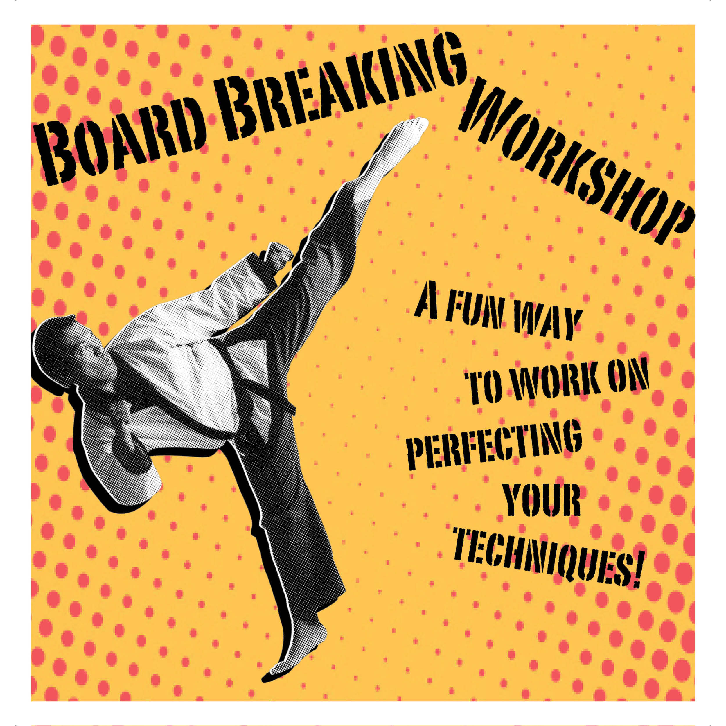 Board Breaking for the Sharing Shop: Saturday, January 13 | Broadway